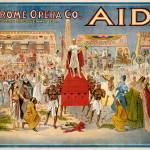 """Aida Opera poster"" by postpainting"