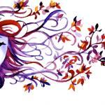 """She Leaves"" by AtticArt"
