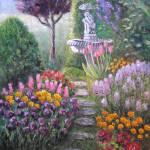 """""""Garden Path"""" by SeiterArt"""