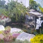 """""""Garden Pond"""" by SeiterArt"""