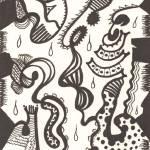 """""""Teardrops Twirl"""" by jeandewitt"""