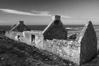 abandoned home bloody foreland co donegal