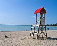 Life Guard Stand I