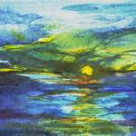 """Abstract landscape"" by essence"