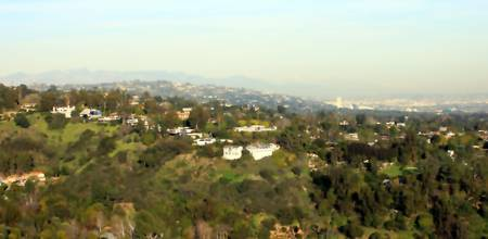 A View From the Getty 0749