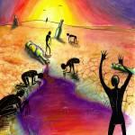 """""""Pombe Desert"""" by Arthur_Tanga"""