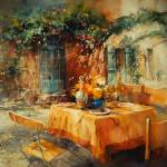 """W H Terrace"" by willemhaenraets"