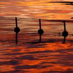 """sunset reflection"" by VivianGerogianni"