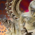 """metal buddha"" by ShawnaLemay"