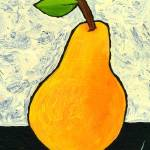 """Yellow Pear"" by JanetNelson"