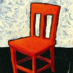 """Red Chair"" by JanetNelson"