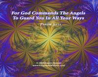 For God Commands The Angels