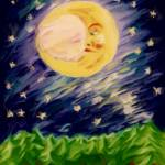 """night moon"" by shelleybain"