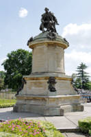 Gower Memorial, Stratford-upon-Avon (17996-RDA)