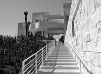 Getty Stairs