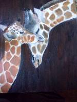giraffe bonding