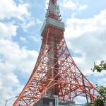 """Tokyo Tower"" by 4colourprogress"