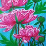 """""""Peonies from my garden"""" by elajanus"""