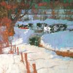 """Winter Grazing"" by CMDudash"