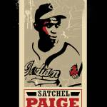 """Satchel Paige"" by becre8tive704"
