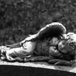 """Sleeping Cherub"" by foxvox"