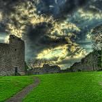 """Castle Rays"" by irishphotographer"