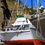 """""""Boats In Drydock"""" by jameseddy"""
