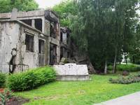 Westerplatte Barrack Monument