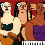"""Jazz Women"" by gascot"