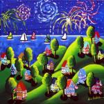 """""""Fireworks"""" by reniebritenbucher"""