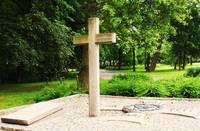 Westerplatte Cross