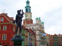 Poznan Fountain