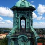 """""""Bell Tower"""" by AnthroArt"""