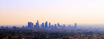Los Angeles Cityscape 0806