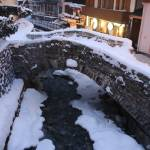 """French creek in Megeve - 2010"" by EnlightenedArt"