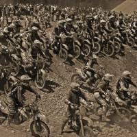 Erzbergrodeo Red Bull Hare Scramble :: eu-moto © Art Prints & Posters by © :: eu-moto
