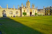 Cambridge, late Spring 14