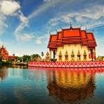 """Wat Plai Laem"" by Virgonc"