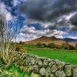 """The Mournes Stone Walls"" by irishphotographer"