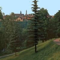 Rothenburg ob der Tauber 4 Art Prints & Posters by Priscilla Turner