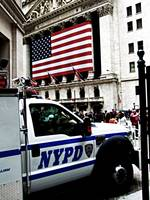 NYPD @ Wall St.