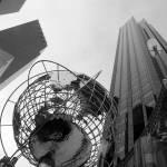 """NY Globe Wave"" by CraigWilson"