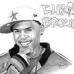 """chris brown"" by jerrylavignejr"
