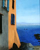 House at La Ponche, St Tropez