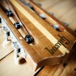 """Gibson Acoustic Headstock"" by billmilesphoto"