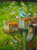 Bird, Butterfly and Rural Mailboxes