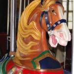 """NYC Carousel Horses_edited-1web_edited-2"" by thegoodlife711"