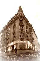 l'Alsace Building in Paris