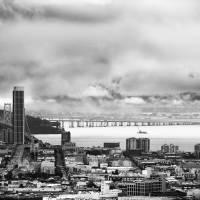 Bay Bridge, San Francisco Art Prints & Posters by Soulful Photos