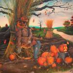 """100_0138 The Pumpkin Man"" by pitcherplant"